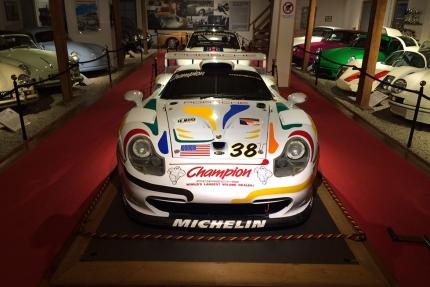 Porsche Museum Gmüd – Urlaub in Kärnten am See – Urlaub am Millstätter See – Hotel ROYAL X