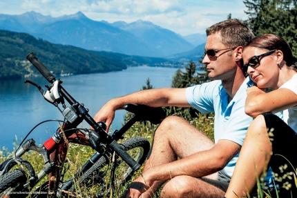 Radfahren am Millstätter See – Urlaub in Kärnten am See – Urlaub am Millstätter See – Hotel ROYAL X