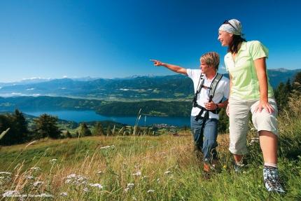 Wandern am Millstätter See – Urlaub in Kärnten am See – Urlaub am Millstätter See – Hotel ROYAL X